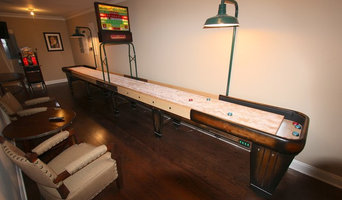 Rock Ola Shuffleboard Tables