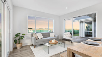 Papamoa New Build for sale. Staging