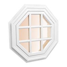 Octagon Accent Window