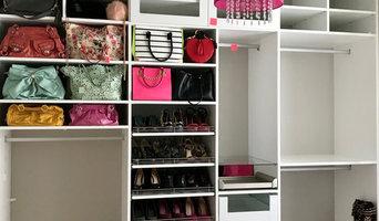 Walk-In and Reach-In Closets