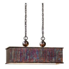 rectangular pendant lighting. 1st Avenue - Renata Rectangular Pendant Light Lighting