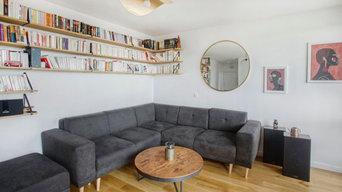 Rénovation Appartement Pantin
