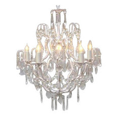 the gallery swag plug in wrought iron crystal chandelier chandeliers