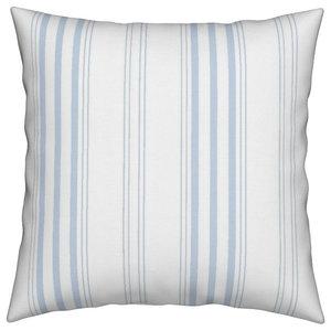 The Pillow Collection Saroja Striped Bedding Sham Kiwi Pink Euro//26 x 26