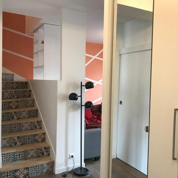 Rénovation d'une maison - Projet en cours
