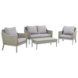 Tropical Outdoor Lounge Sets by THY-HOM