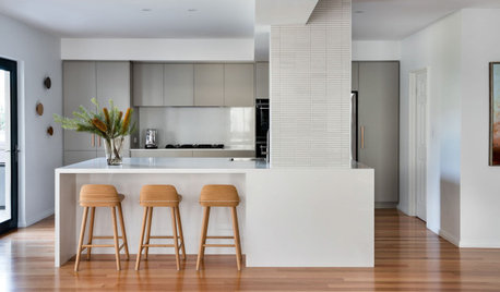 Before & After: A Designer's New Multitasking Family Kitchen