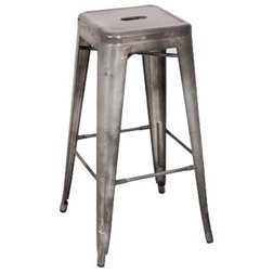 Industrial Bar Stools And Counter Stools by Acme Furniture