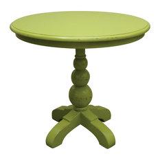 Soho Cafe Table Apple Green