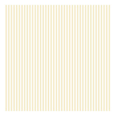 Pale Yellow Subtle Stripe Shelf Paper Drawer Liner, 36x12, Matte Paper