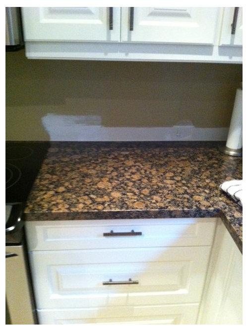 Back Splash Tile Selection