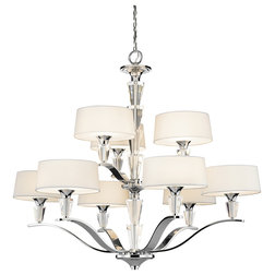 Great Contemporary Chandeliers by Lighting Front