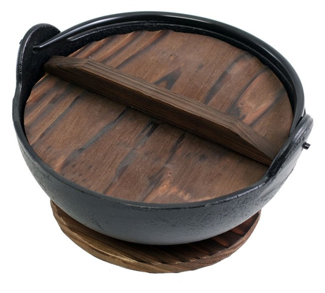 Yamaga Cast Iron Pot - Asian - Specialty Cookware - by MTC Kitchen