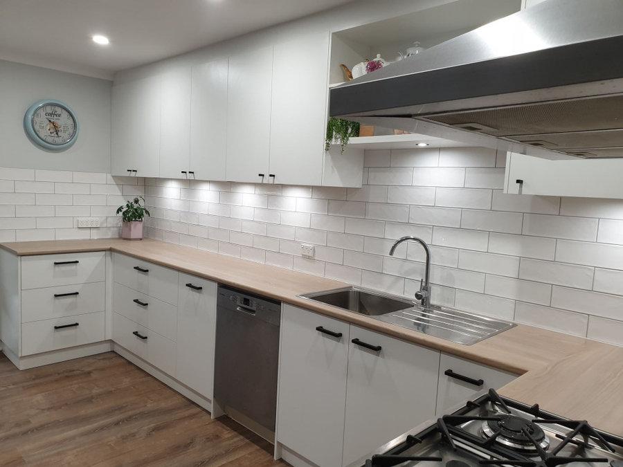 Kitchen - North Pinjarra Project