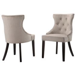 Transitional Dining Chairs by CAROLINA CLASSICS
