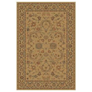 Keshan Supreme Shiraz Rug, Cream, 160x230 Cm