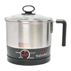 Tayama Noodle Cooker & Water Kettle 1 Liter, 4 Cup