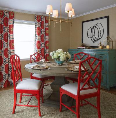 Eclectic  by Lorri Dyner Design LLC