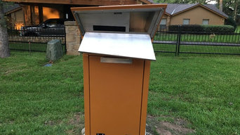 Mailbox Sentinel Parcel Safe Custom Powder Coat Finish