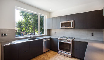 Complete Townhome Remodel in Voorhees, NJKitchen, countertop, cabinet, cabinetry