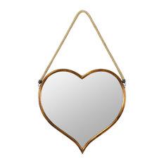 Kiera Heart Wall Mirror