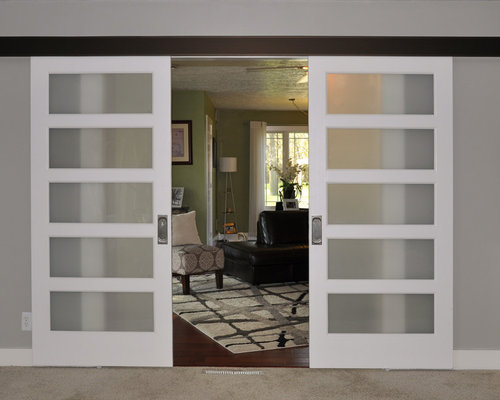 Save Johnson Hardware 200wm Separating Two Living Rooms Interior Barn Door
