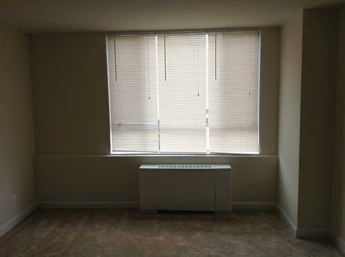 Window Treatments For Off Centered Windows