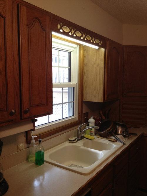 Need Help With Window Over Sink