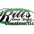 Ritt's Done Right Construction's profile photo