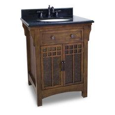 Arts Crafts Craftsman Bathroom Vanities Houzz