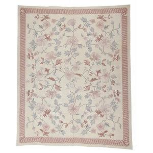 Kelim Soozani Oriental Rug, Hand-Woven Classic, 381x305 cm