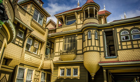 Houzz TV: Beyond the Ghost Stories of the Winchester Mystery House