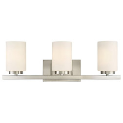 Contemporary Bathroom Vanity Lighting by Lights Online