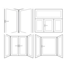 Шторы на эркерное окно - проблемы и решения.