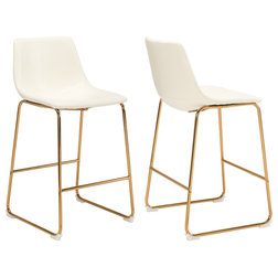Contemporary Bar Stools And Counter Stools by Plata Import