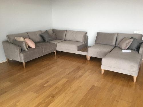 Awe Inspiring Sofa Looks More Taupe Than Grey How Can I Make It Look More Inzonedesignstudio Interior Chair Design Inzonedesignstudiocom