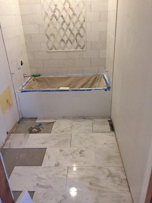 Crown Molding In Bathroom