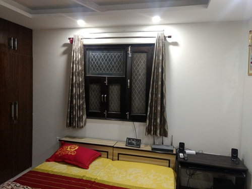 Want To Hide My Window Above Bed/make It Soundproof