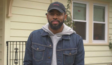 My Houzz: NBA Baller Kyrie Irving Thanks Dad With a Renovation