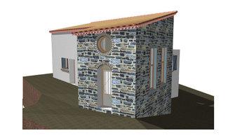 Rénovation et Réhabilitation d'une maison de Campagne après sinistre d'incendie