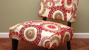Retro Slipper Chair