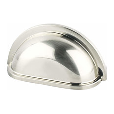 """Advantage Plus Cup Pull 3"""" Center to Center, Brushed Nickel"""