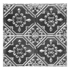 2'x2' Victorian Tin Ceiling Tile, Set of 20