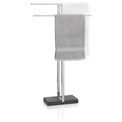 Contemporary Towel Racks & Stands by Home Clever, Inc.