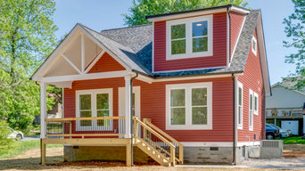 Architectural Designs Cottage Home Plan 58550SV Client-Built in Tennessee