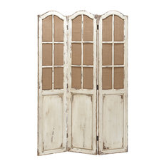 1st Avenue Arabella Folding Wooden Screen Screens And Room Dividers