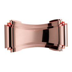 Ionica Rose Gold Wall Light