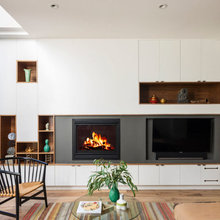 Fireplace / Television Design