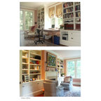 Study Traditional Home Office Other By Martin Bros Contracting Inc