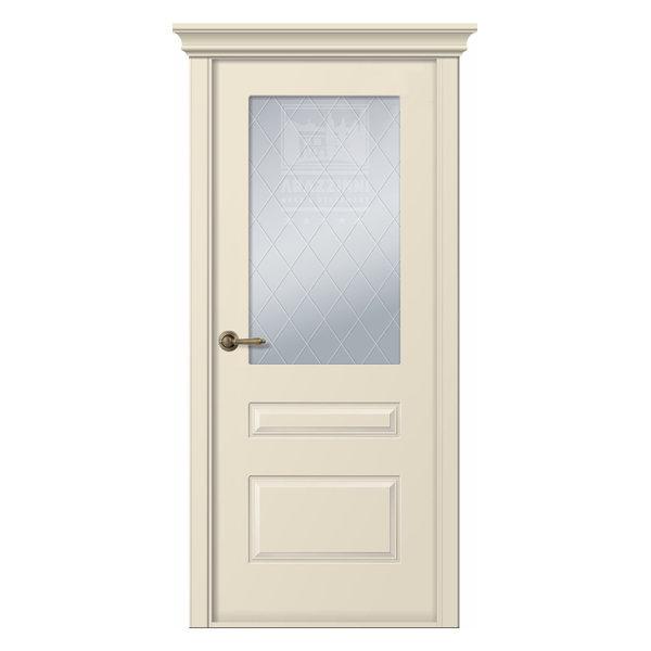 1 lower priced arazzinni royalty vetro interior door ivory 24x80 add review planetlyrics Image collections